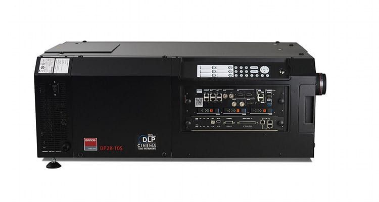Barco Alchemy Cinema DP2K-10S projector | Best of high end