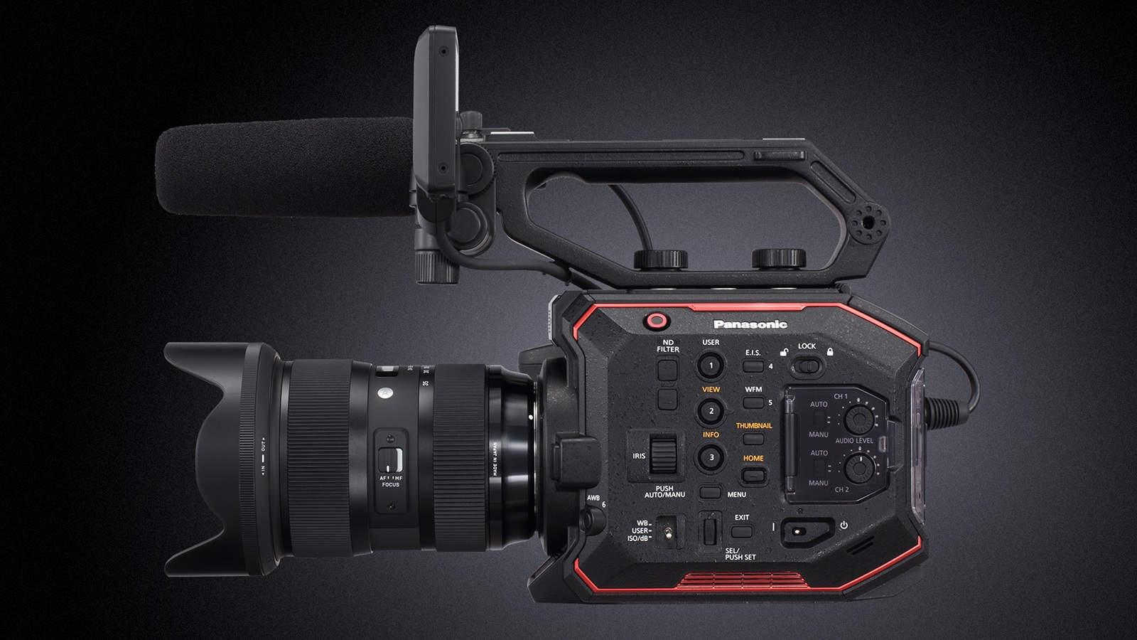Panasonic Eva1 Cinema Camera