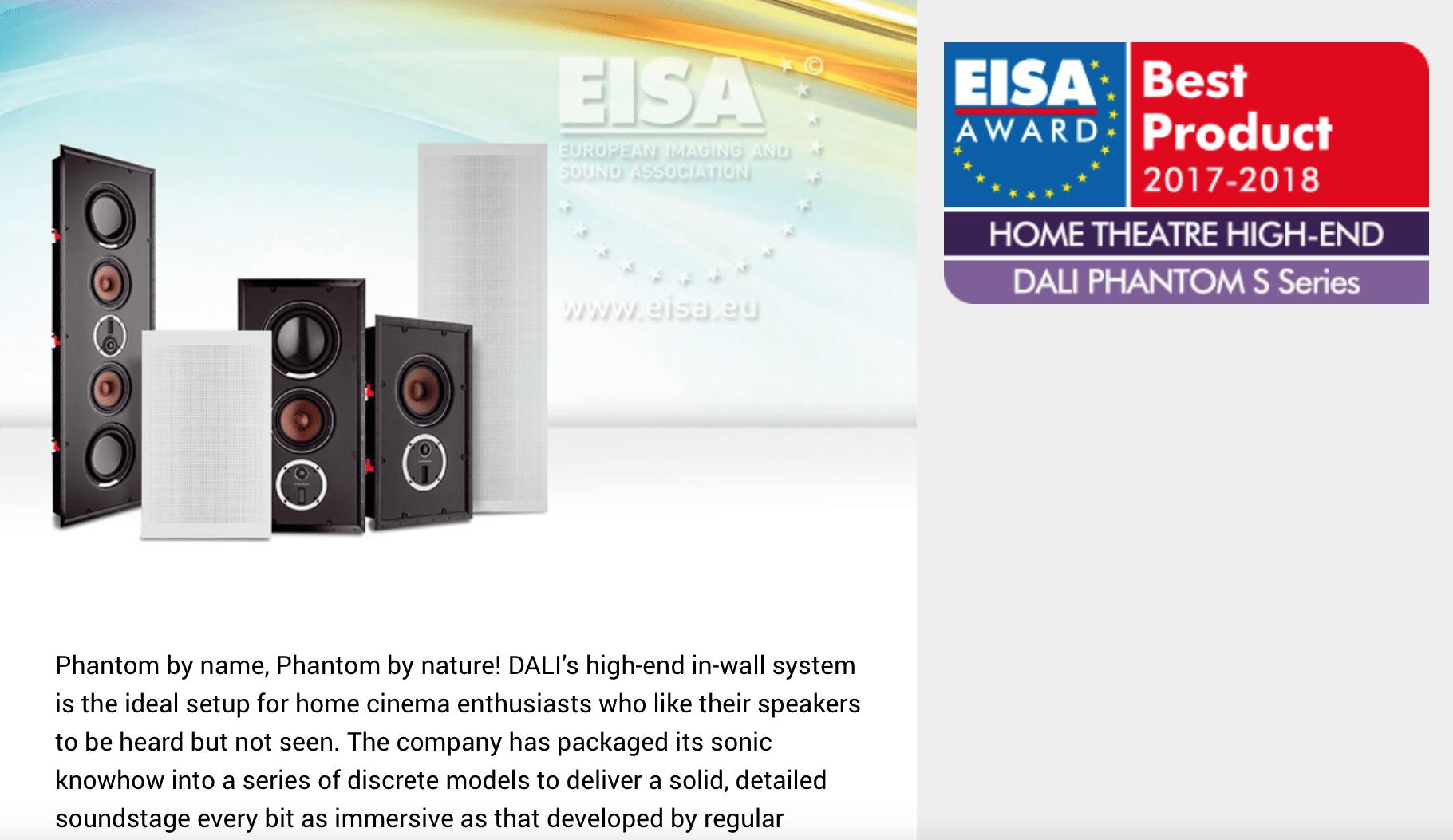 dali-phantom-s-series-wins-eisa-award
