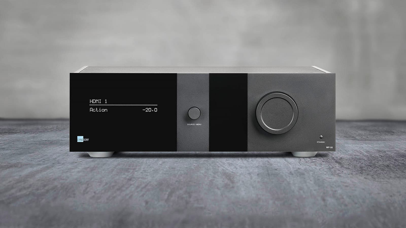 Lyngdorf Mp 50 Surround Sound Processor Best Of High End