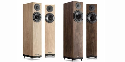 spendor-a2-and-a4-loudspeakers