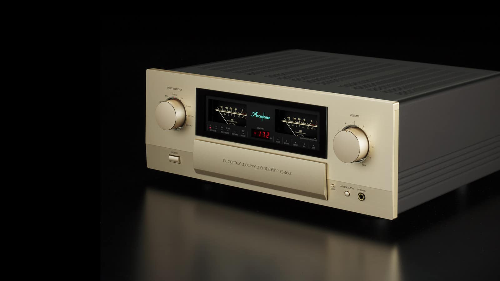Accuphase E-650 precision stereo integrated amplifier | best