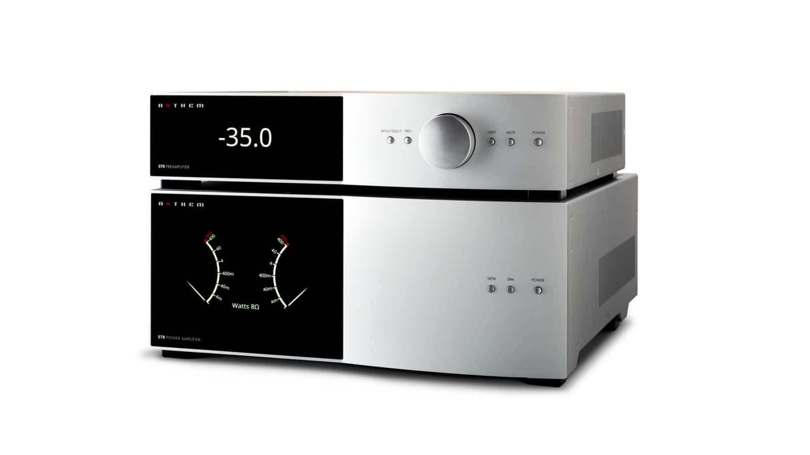 anthem-str-preamplifier-and-power-amplifier