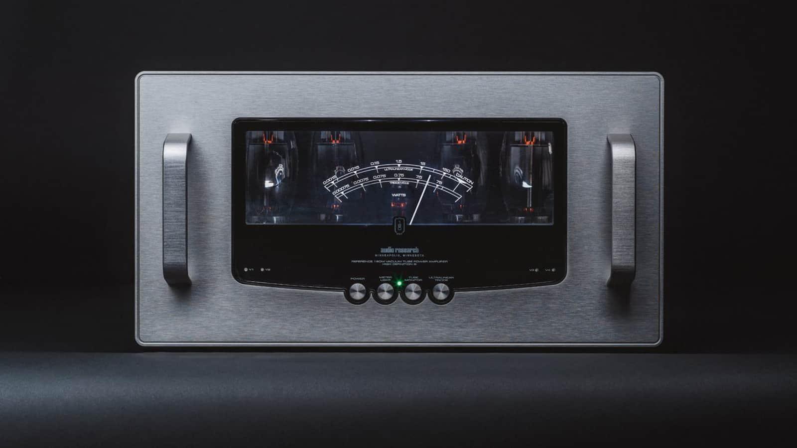 audio-research-160m-vacuum-tube-monaural-power-amplifier