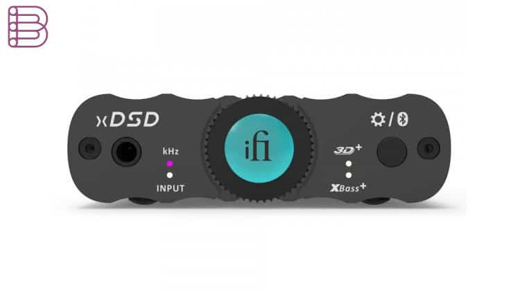 Ifi xDSD portable DAC | best of high end