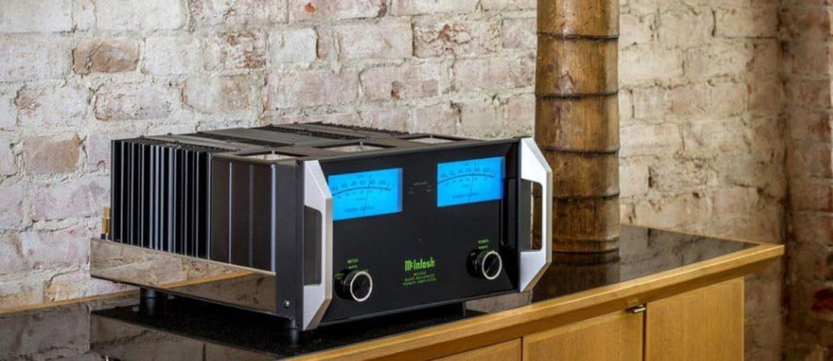 McIntosh MC462 quad balanced power amplifier