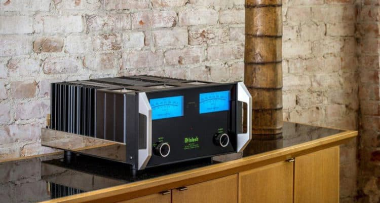 McIntosh MC462 quad balanced power amplifier