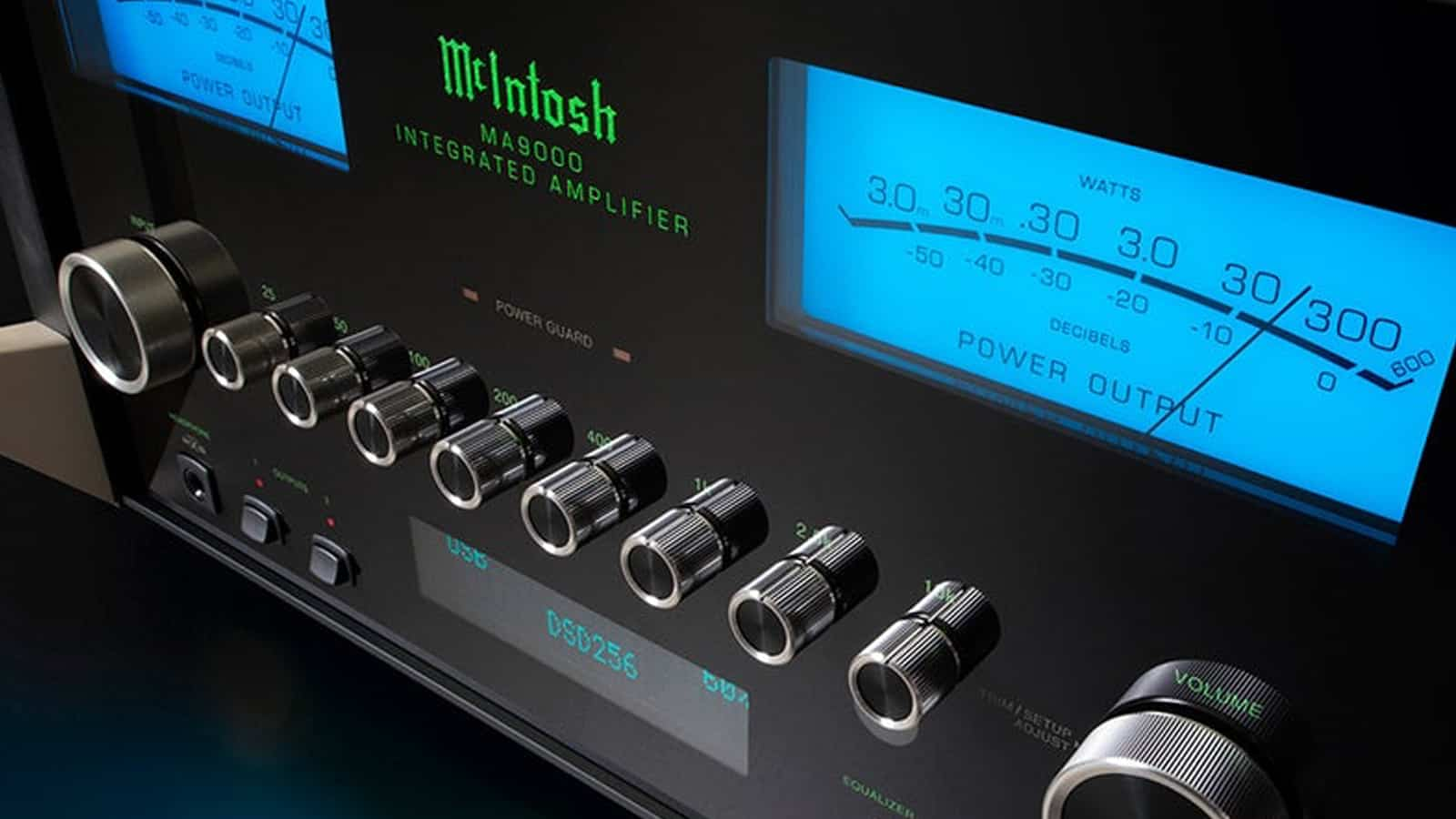 New custom install products from McIntosh