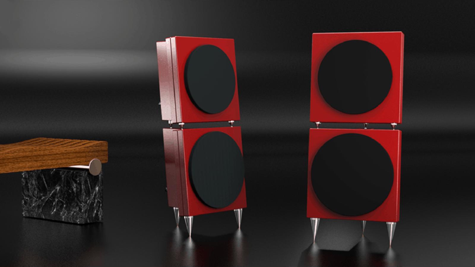 Spatial Audio X2 Modular loudspeaker   best of high end