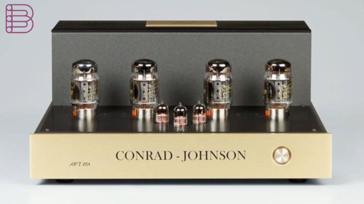 Conrad-Johnson ART27A Power Amplifier1
