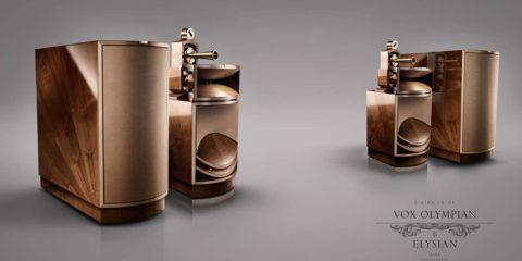Living Voice-Vox Olympian Horn loudspeaker2