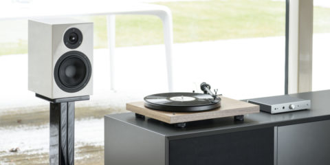Pro-tech record master turntable