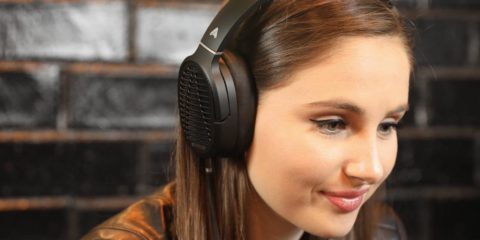 Audeze LCD-1 headphones