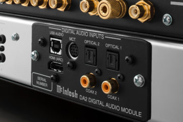 McIntosh DA2 upgrade kit